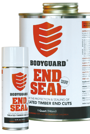 Bodyguard End Seal
